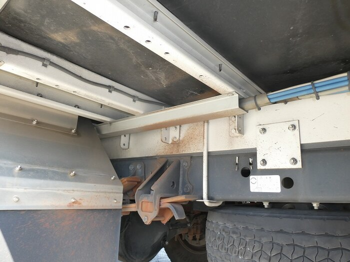いすゞ フォワード 中型 冷凍冷蔵 冷凍ウイング 低温|画像17