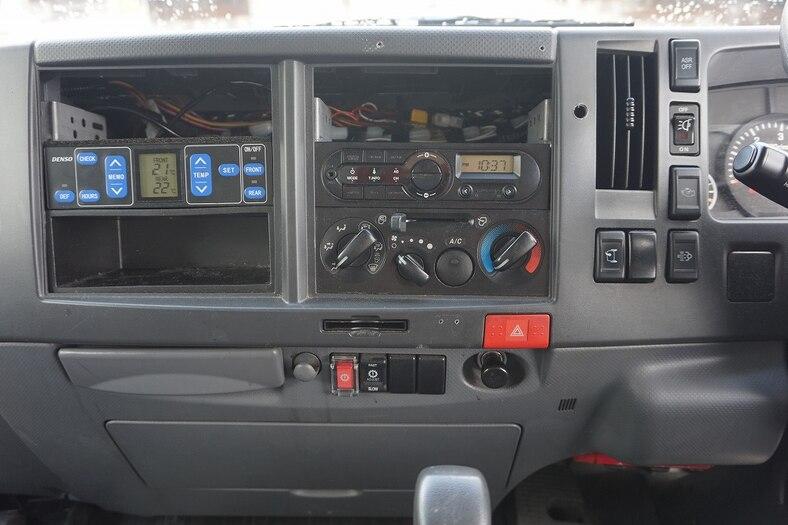 いすゞ エルフ 小型 冷凍冷蔵 低温 床ステン|画像9
