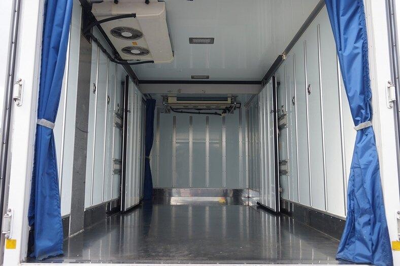 いすゞ エルフ 小型 冷凍冷蔵 低温 床ステン|画像5