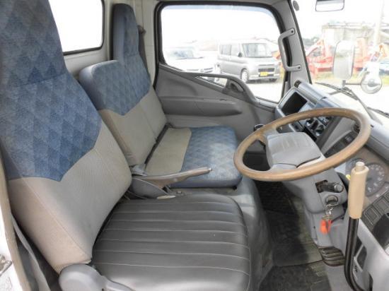 中古 ダンプ小型 三菱キャンター トラック H16 PA-FE71DBD