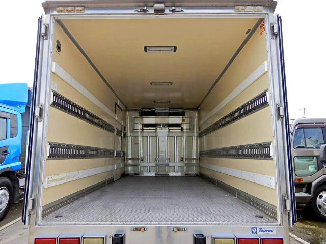 中古 冷凍冷蔵小型(2トン・3トン) いすゞエルフ トラック H19 BKG-NPR85AN