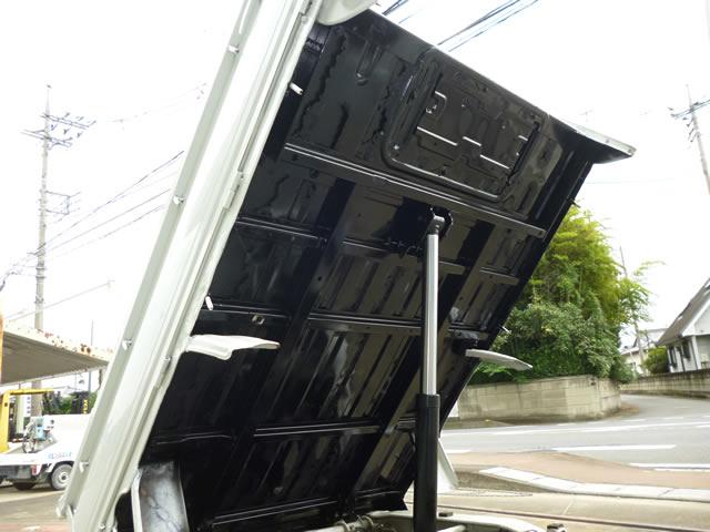 ダイハツ ハイゼット 軽 ダンプ M-S83P改 H2|架装  トラック 画像 トラックバンク掲載