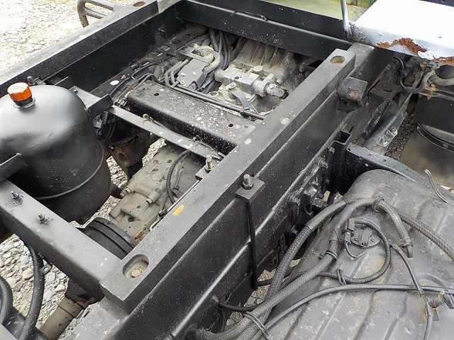 三菱 キャンター 小型 ダンプ 土砂禁 KK-FG70EB改|積載  トラック 画像 ステアリンク掲載