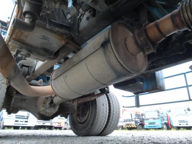 中古 ミキサー・ポンプ中型 三菱ファイター トラック H15 KK-FK71HDY