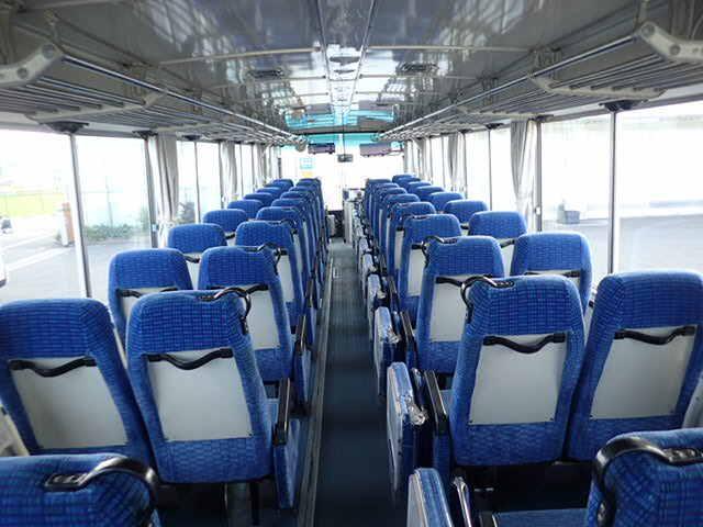 日産UD シビリアン 大型 バス 観光バス KC-UA521RAN|画像7