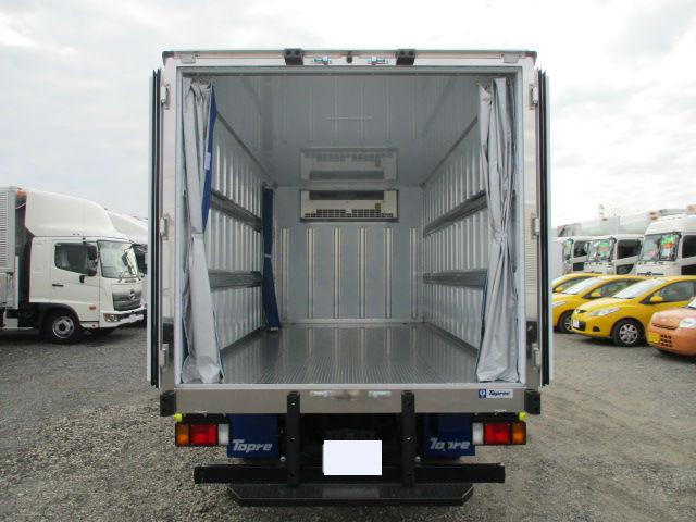 中古 冷凍冷蔵小型(2トン・3トン) いすゞエルフ トラック H29 TPG-NPR85AN
