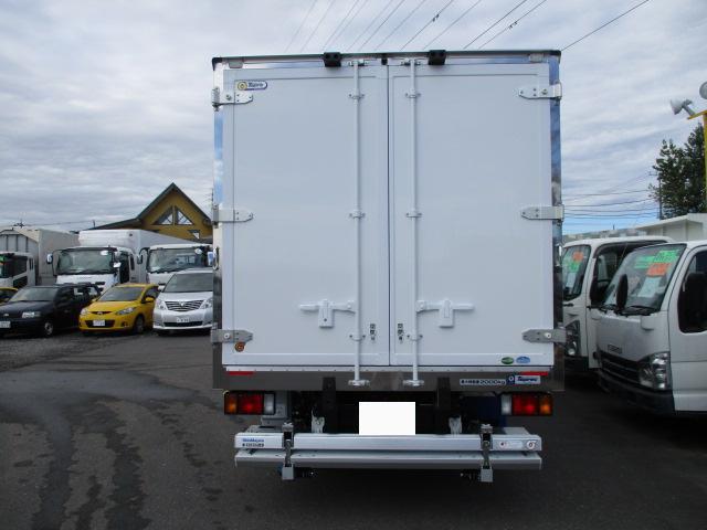 いすゞ エルフ 小型 冷凍冷蔵 低温 パワーゲート|画像6