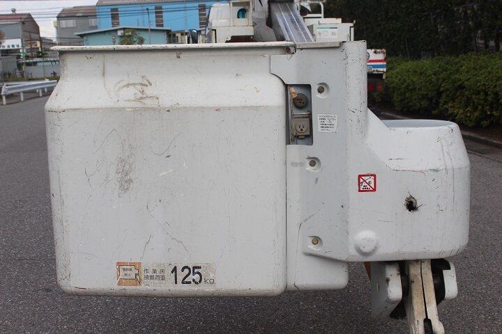 中古 高所・建柱車小型(2トン・3トン) いすゞエルフ トラック H15 KR-NKR81EP