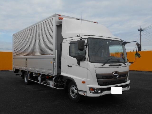 ウイング中型  トラック H30 2KG-FD2ABA