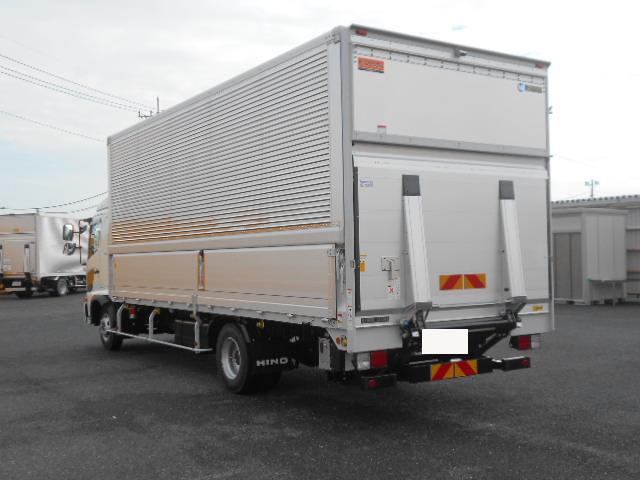 ウイング中型 日野レンジャー トラック H30 2KG-FD2ABA
