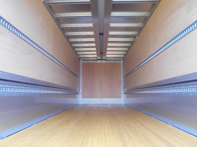 日野 レンジャー 中型 ウイング エアサス ベッド|画像3