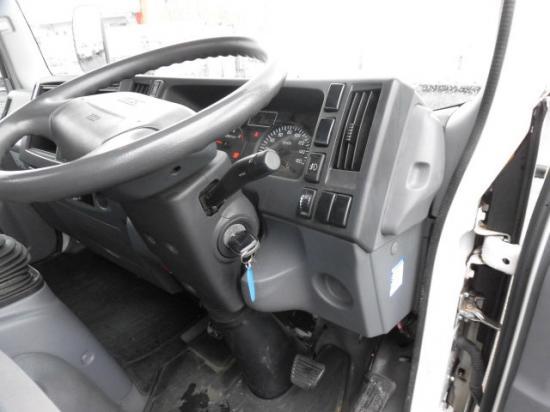 いすゞ エルフ 小型 平ボディ アルミブロック TKG-NLR85AR|画像5