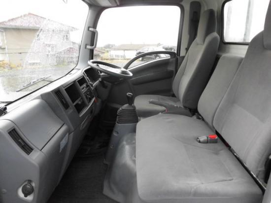 いすゞ エルフ 小型 平ボディ アルミブロック TKG-NLR85AR|画像6