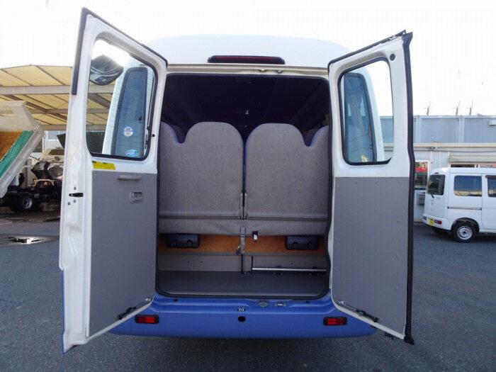 トヨタ コースター 小型 バス マイクロバス SDG-XZB50|リサイクル券 17,780円 トラック 画像 トラック市掲載