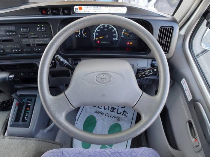 トヨタ コースター 小型 バス マイクロバス SDG-XZB50|架装  トラック 画像 トラックバンク掲載