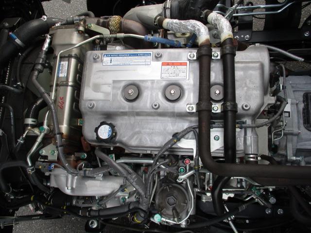 日野 レンジャー 中型 ウイング ベッド 2KG-FD2ABA エンジン トラック 画像 トラスキー掲載