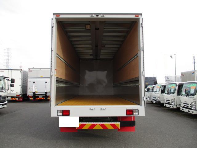 日野 レンジャー 中型 ウイング ベッド 2KG-FD2ABA フロントガラス トラック 画像 トラック王国掲載