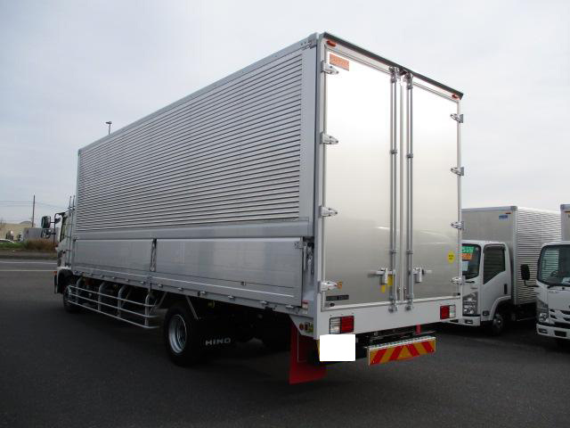 日野 レンジャー 中型 ウイング ベッド 2KG-FD2ABA 型式 2KG-FD2ABA トラック 画像 栗山自動車掲載