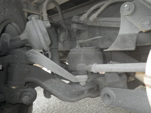 三菱 スーパーグレート 大型 平ボディ アルミブロック エアサス 画像13