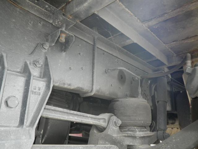 三菱 スーパーグレート 大型 平ボディ アルミブロック エアサス 画像14