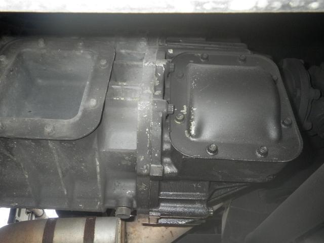 三菱 スーパーグレート 大型 平ボディ アルミブロック エアサス 画像15