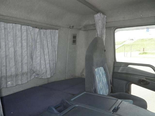 三菱 スーパーグレート 大型 平ボディ アルミブロック エアサス 画像9