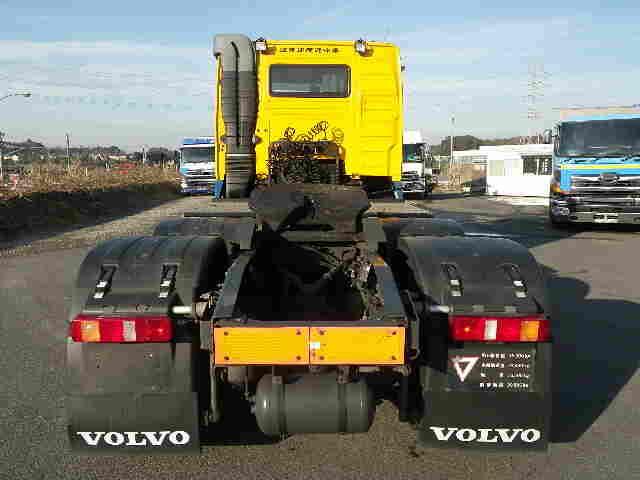 ボルボ トラック 大型 トラクタ 2デフ エアサス|トラック 背面・荷台画像 トラック市掲載
