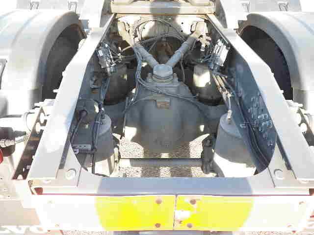 ボルボ トラック 大型 トラクタ 2デフ エアサス|駆動方式 6x2 トラック 画像 リトラス掲載