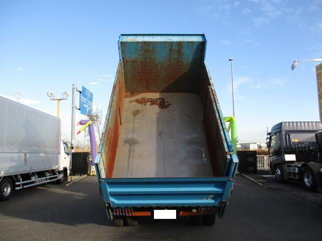 いすゞ フォワード 中型 ダンプ 土砂禁 ステンレス張り|年式 H22 トラック 画像 トラックサミット掲載