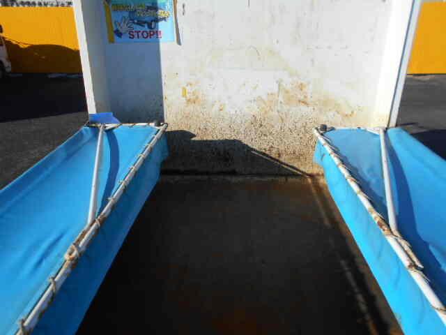いすゞ ギガ 大型 ダンプ コボレーン ベッド 画像8