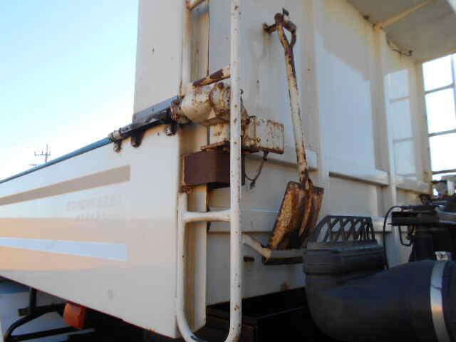 いすゞ ギガ 大型 ダンプ コボレーン ベッド 画像7