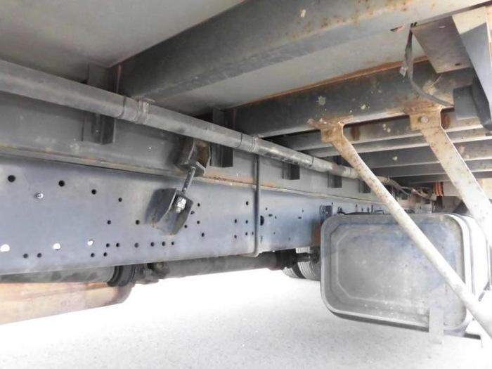 いすゞ フォワード 中型 ウイング ベッド PA-FRR34P4 画像8