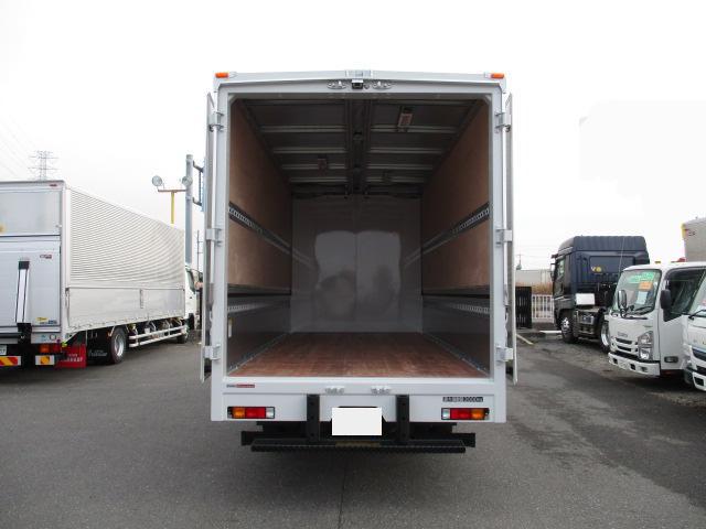 三菱 キャンター 小型 ウイング TPG-FEB50 H30|車検  トラック 画像 キントラ掲載