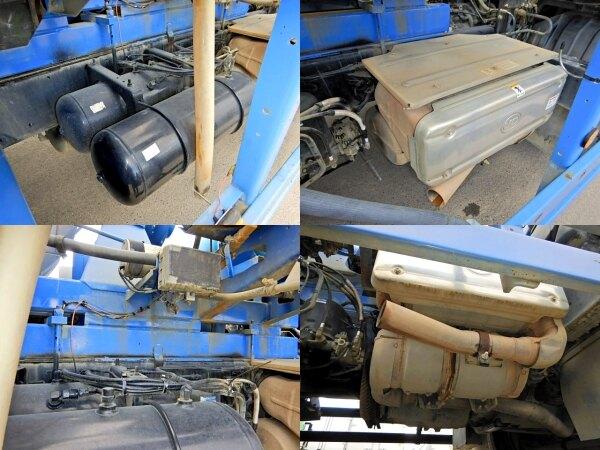 日産UD コンドル 中型 ミキサー・ポンプ ベッド QDG-PW39L|画像15