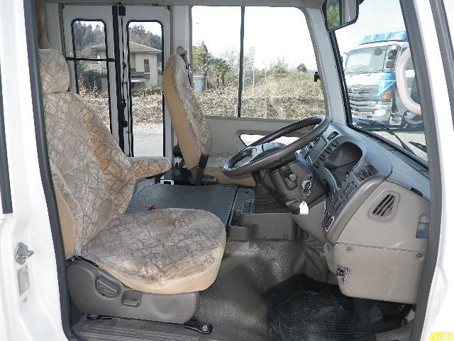 三菱 ローザ 小型 バス マイクロバス PDG-BE64DG|駆動方式 4x2 トラック 画像 リトラス掲載