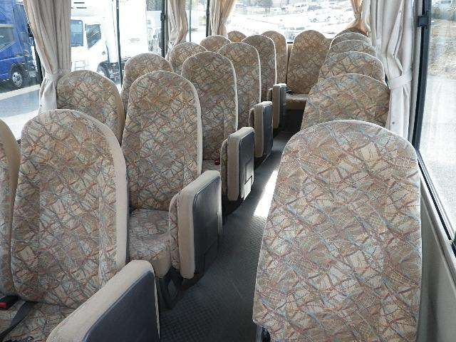 三菱 ローザ 小型 バス マイクロバス PDG-BE64DG|荷台 床の状態 トラック 画像 トラックサミット掲載