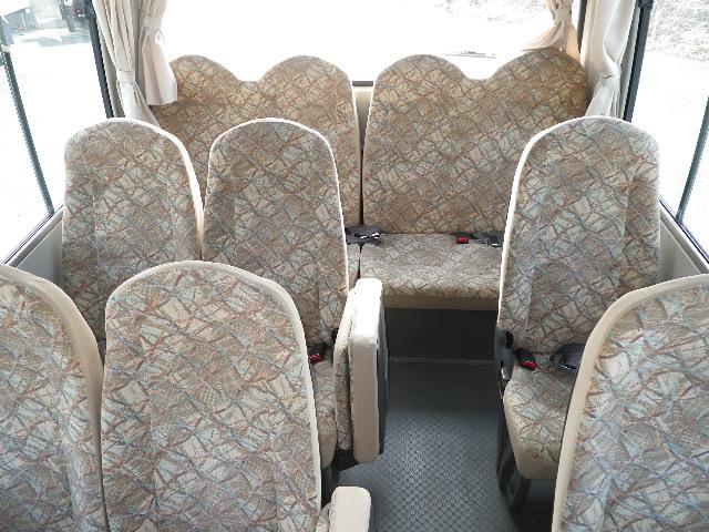 三菱 ローザ 小型 バス マイクロバス PDG-BE64DG|エンジン トラック 画像 トラスキー掲載