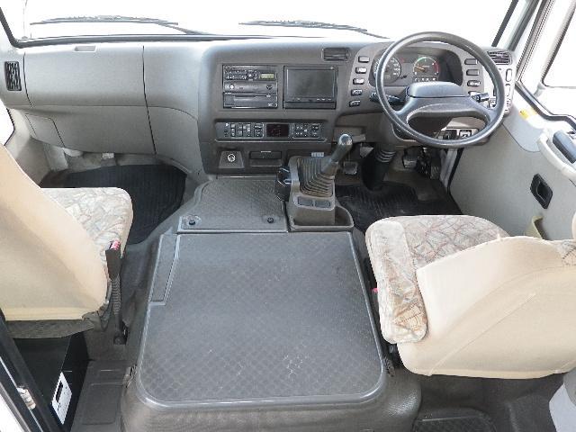 三菱 ローザ 小型 バス マイクロバス PDG-BE64DG|運転席 トラック 画像 トラック王国掲載