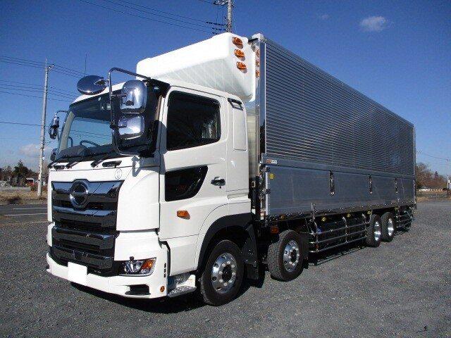 中古 冷凍冷蔵大型 日野プロフィア トラック H30 2PG-FW1AHG