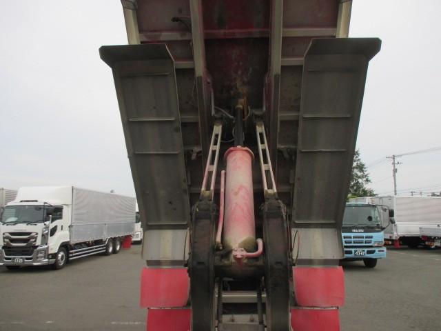 三菱 スーパーグレート 大型 ダンプ コボレーン ベッド|画像6