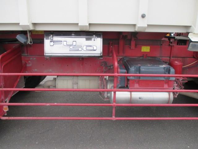 三菱 スーパーグレート 大型 ダンプ コボレーン ベッド|画像10