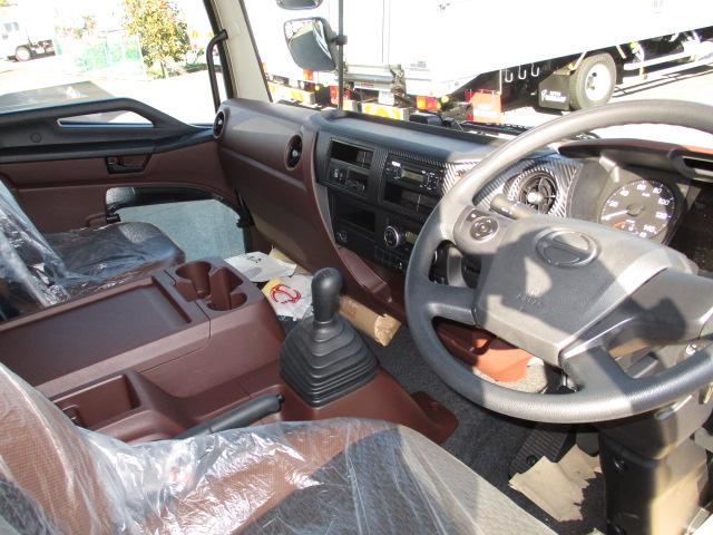 日野 レンジャー 中型 ウイング パワーゲート エアサス 走行距離 0.2万km トラック 画像 トラックランド掲載