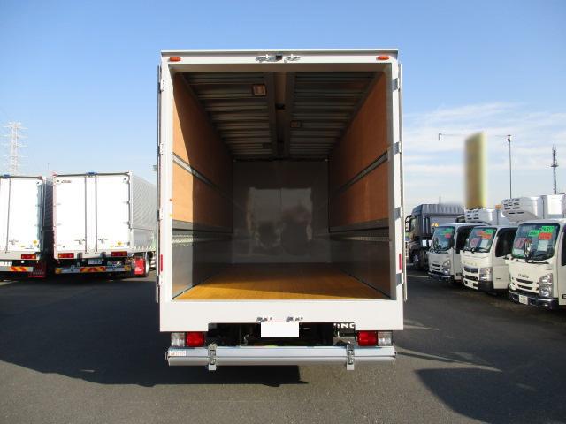 日野 レンジャー 中型 ウイング パワーゲート エアサス 運転席 トラック 画像 トラック王国掲載
