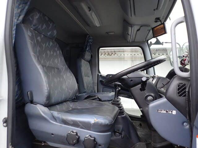 日野 レンジャー 中型 パッカー車 プレス式 ベッド 画像7