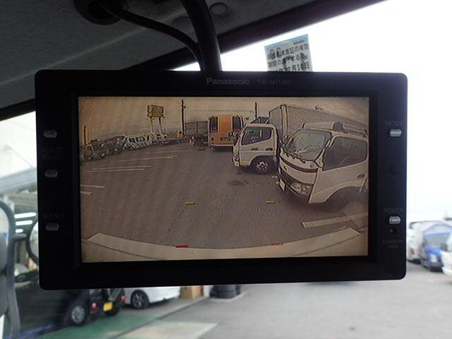 日野 レンジャー 中型 パッカー車 プレス式 ベッド 画像15