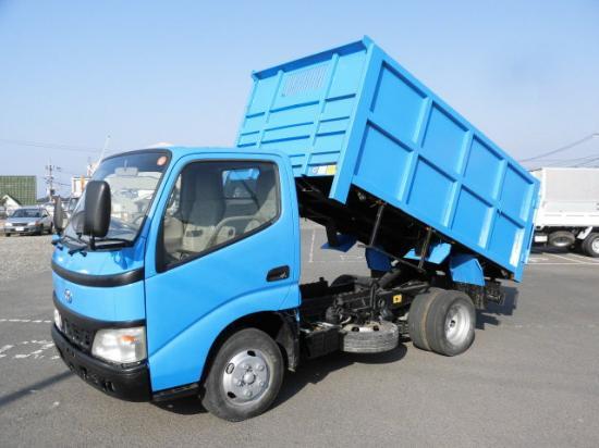 中古 ダンプ小型(2トン・3トン) トヨタダイナ トラック H17 PB-XZU351D