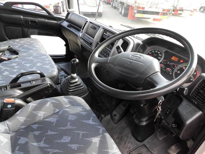 日野 レンジャー 中型 アームロール ツインホイスト TKG-FC9JEAA|年式 H27 トラック 画像 トラックサミット掲載