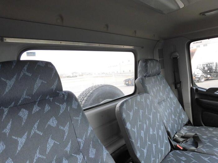 日野 レンジャー 中型 アームロール ツインホイスト TKG-FC9JEAA|車検  トラック 画像 キントラ掲載