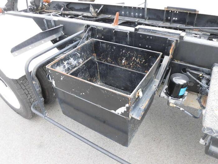 日野 レンジャー 中型 アームロール ツインホイスト TKG-FC9JEAA|積載 3.95t トラック 画像 ステアリンク掲載
