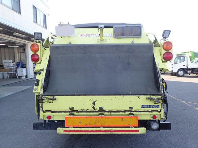 日野 デュトロ 小型 パッカー車 プレス式 BJG-XKU414M|トラック 背面・荷台画像 トラック市掲載